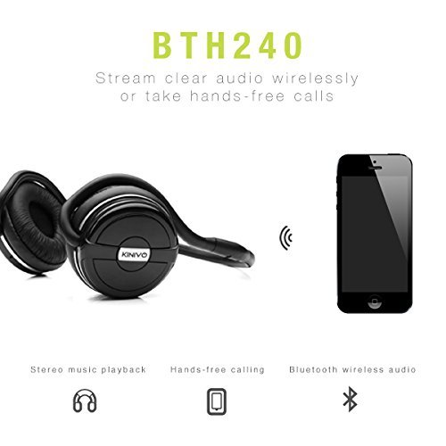 Kinivo BTH240 Bluetooth Headset