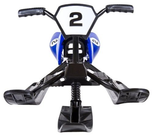 lucky-bums-snow-kids-snow-racer-extreme-sled-blue-by-lucky-bums