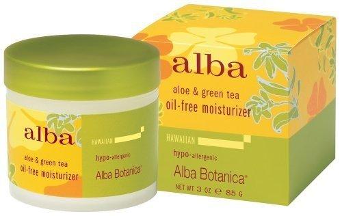 Alba Botanicals Aloe & Green Tea Moisturizer Oil Free