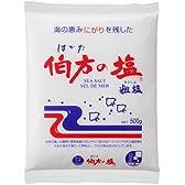 伯方の塩 粗塩 500g