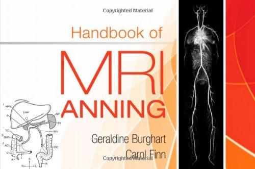 Handbook of MRI Scanning, 1e