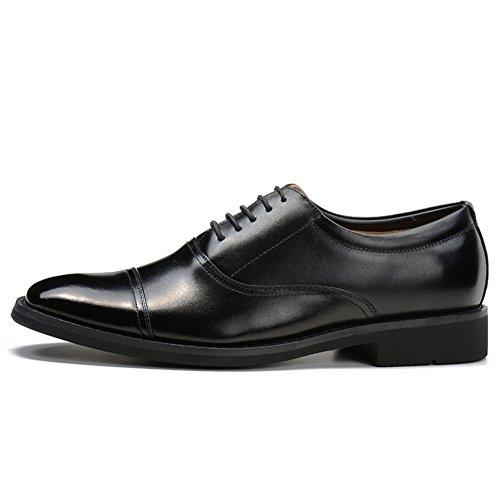 Primavera scarpa che respira/ business casual dress scarpe-A Lunghezza piede=26.3CM(10.4Inch)