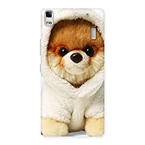 Premium Boo Dog Multicolor Back Case Cover for Lenovo K3 Note