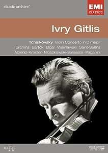 Ivry Gitlis [DVD Video] [Import]