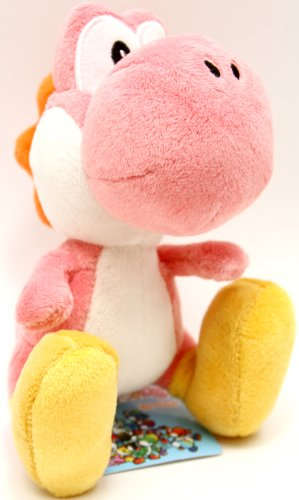 Picture of Japan VideoGames Super Mario Plush - Yoshi Island - 5.5