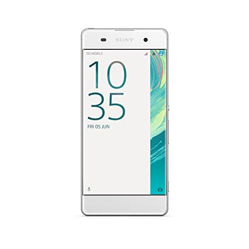 Sony Xperia XA F3111WHT Smartphone da 16 GB, Bianco [Italia]