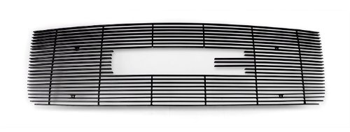 Fits 2007-2013 Gmc Sierra 1500 New Body/07-10 Denali Black Billet Grille Grill # G66474H