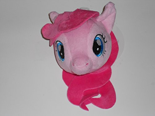 My Little Pony Pinkie Pie Plush Backpack Clip-On/Coin Holder - 1