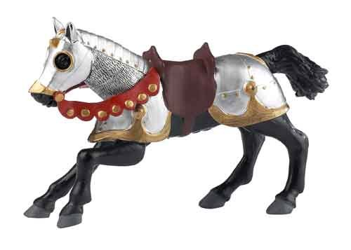 Armored Horse Red