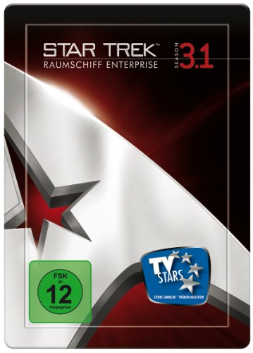 Star Trek - Raumschiff Enterprise: Season 3.1, Remastered (4 DVDs im Steelbook)