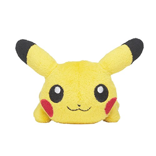 Pokemon-Center-Original-Stuffed-Plush-Doll-Kuttari-Pikachu