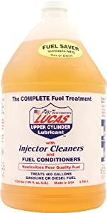 Lucas 10013 Fuel Treatment - 1 Gallon from Lucas
