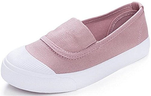 ppxid-boys-girls-canvas-slip-on-loafers-casual-sneakers-student-school-shoes-pink-135-us-little-kid