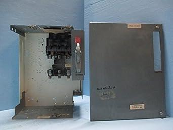 """Allen Bradley 2100 Centerline 100 Amp 19"""" Fusible Feeder ..."""