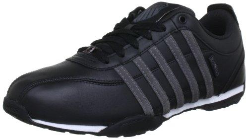 k-swiss-arvee-15-herren-sneakers-schwarz-blk-ctslgry-wht-099-41-eu-7-herren-uk