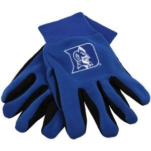 NCAA Duke Blue Devils Duke Blue Team Work Gloves at Amazon.com