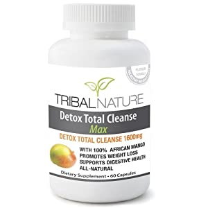 total cleanse capsules for weight loss