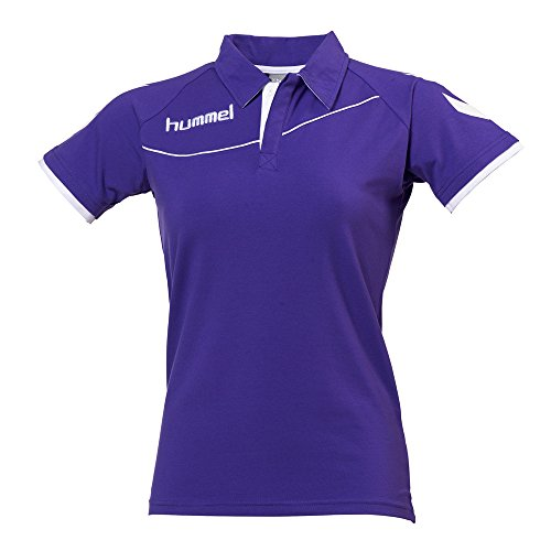Hummel - Polo CORPORATE LADY Violet Taille - M