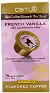 CBTL French Vanilla Coffee Capsules B…