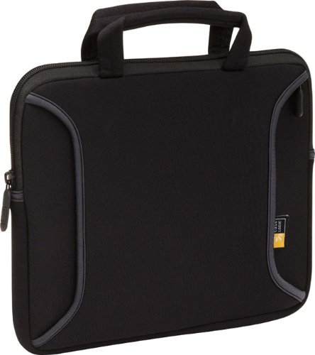 414%2Bs9OkhAL Case Logic 10 12.1 Inch Neoprene Netbook Sleeve (Black)