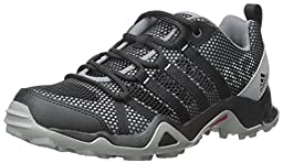 adidas Outdoor Men\'s AX2 Breeze Hiking Shoe, Vista Grey/Black/Solid Grey, 14 M US