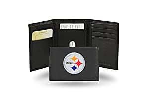 Pittsburgh Steelers Embroidered Trifold at SteelerMania