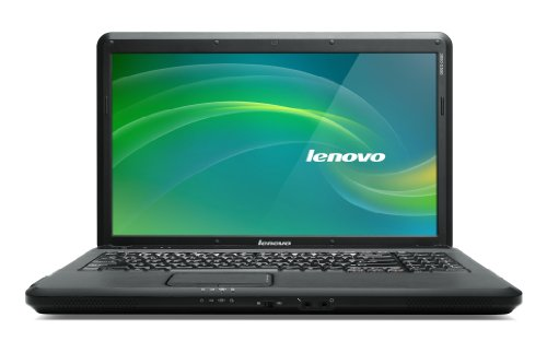 Lenovo G550 15.6 inch Laptop (Intel Celeron Dual Core T3500 2.1GHz, 2GB RAM, 250GB HDD, DVDRW, Windows 7 Home Premium)