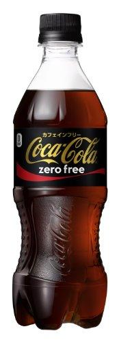 コカ・コーラゼロフリー OTGボトル 500ml×24本