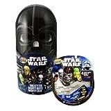 Mighty Beanz 2010 Star Wars Collector Tin w/Starter Pack Set 4 Beanz