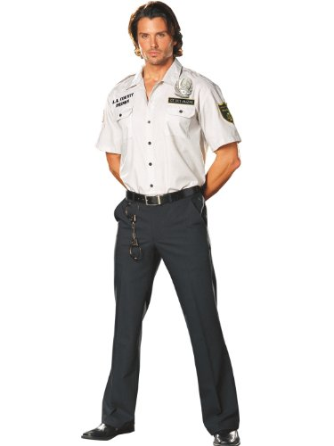 Dick Amazing Men's Police Cop Halloween Costumes