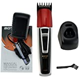 Inkint Cordless Rechargeable Hair Clippers Professional Electric Hair Trimmer Kit For Men Baby Hair Cutting Cutter...