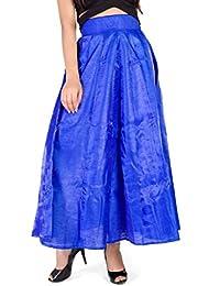 Legrisa Fashion Blue Colour Long Skirts