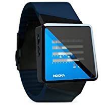 Nooka Zizm MB Midnight Blue Watch