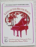 img - for Land of the Silver Birch. Book 2. Early Intermediate Folksongs for Piano (The Young Pianist's Repertoire Series) book / textbook / text book