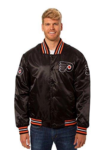 Philadelphia flyers leather jacket