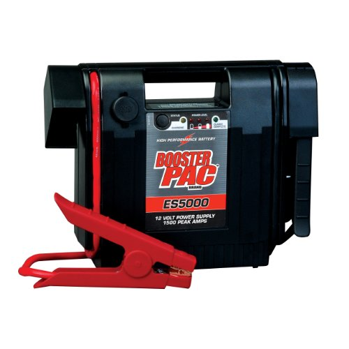 Clore ES5000C 'Booster PAC' 12V Portable Battery Booster, CEC Compliant