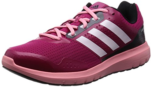 adidas Duramo 7 W - Zapatillas de running para mujer, Bold Pink/Ftwr White/Super Pop F15, 38