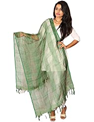 Heartly Premium Soft Fashion Net Plain Dupatta - Parent