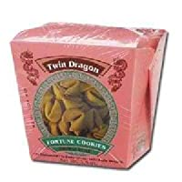 Twin Dragon Fortune Cookie (12x3.5OZ )