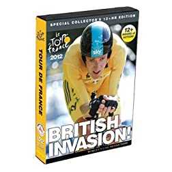 2012 Tour De France 13 Hour Collectors Edition