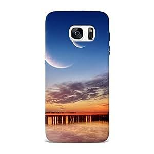 Top Notch Hard Fancy Designer Back Cover For Samsung Galaxy S7 - Design -270