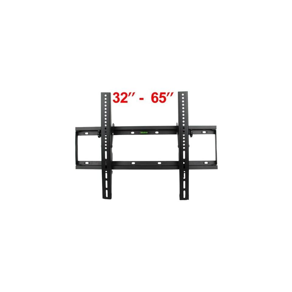 LCD LED Plasma Flat panel TV Tilt Wall Bracket Mount 32 37 42 46 50 52 60 65
