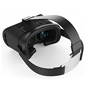 NUTK 3D VR Virtual Reality Headset 3D Glasses VR BOX Virtual Reality 3D Glasses For iPhone 6 Samsung 4.7~6in by NUTK
