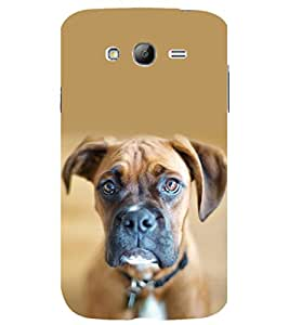 printtech Nature Animal Dog Back Case Cover for Samsung Galaxy Grand i9080 / Samsung Galaxy Grand i9082