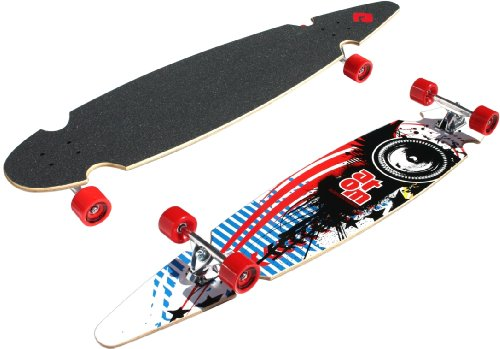 Find Discount Atom Pin-Tail Sc Longboard (49-Inch)