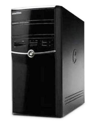 eMachines ET1862 Desktop PC, Intel Core i3-530, 2GB RAM, 500GB  HDD, Windows  7 Home Premium 64-bit, DVD-RW