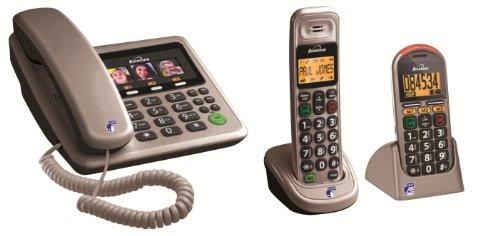Binatone Speakeasy Home/Away DECT Phone Combo images