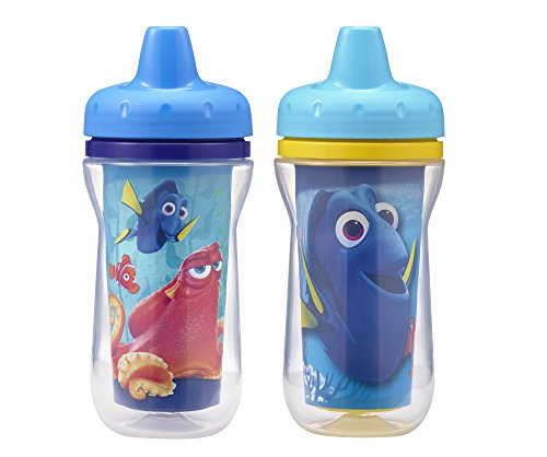 The First Years Disney/Pixar Finding Dory Insulated Sippy Cup, 9 Ounce