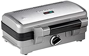 Cuisinart GRSM1U sandwich maker chrome