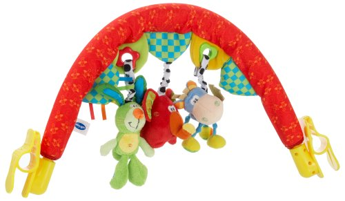 Playgro Toybox 0102273 Travel Play Arch - 1